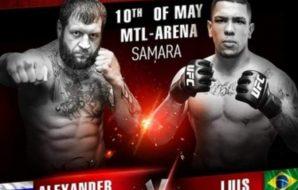 Alexander Emelianenko vs Luis Henrique