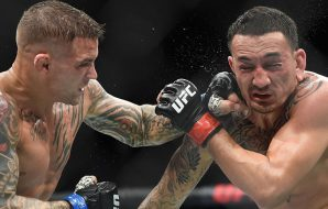 Dustin Poirier vs. Max Holloway