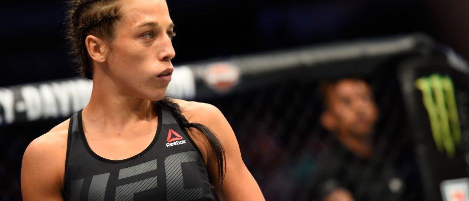 Joanna Jedrzejczyk UFC Tampa