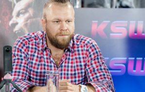 Maciej Kawulski MMA UFC