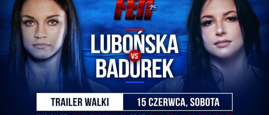 Izabela Badurek vs Katarzyna Lubońska