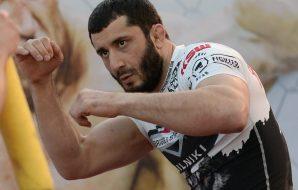 Mamed Khalidov zatrzymany