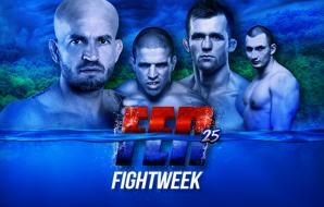 FEN 25 Fight Week