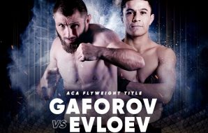 ACA 99 Evloev