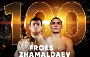 ACA 100 Zhamaldaev