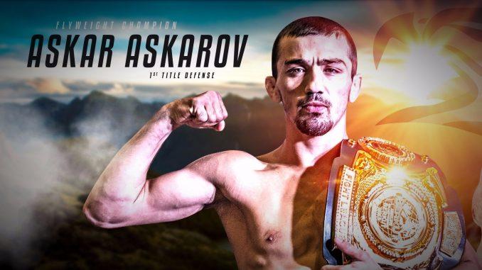 Askar Askarov UFC