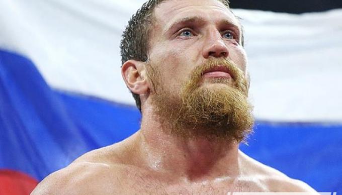 Dmitry Kudryashov MMA