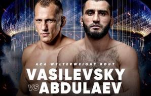 ACA 99 Vyacheslav Vasilevsky