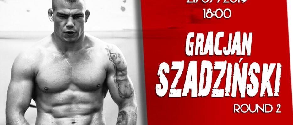 Gracjan Szadziński