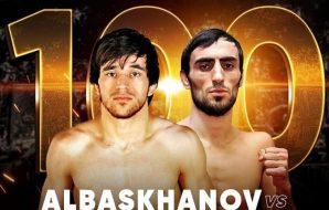 ACA 100 Albaskhanov