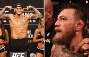 conor mcgregor dustin poirier