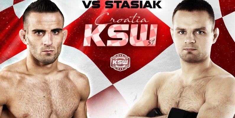 KSW 51 Racić Stasiak