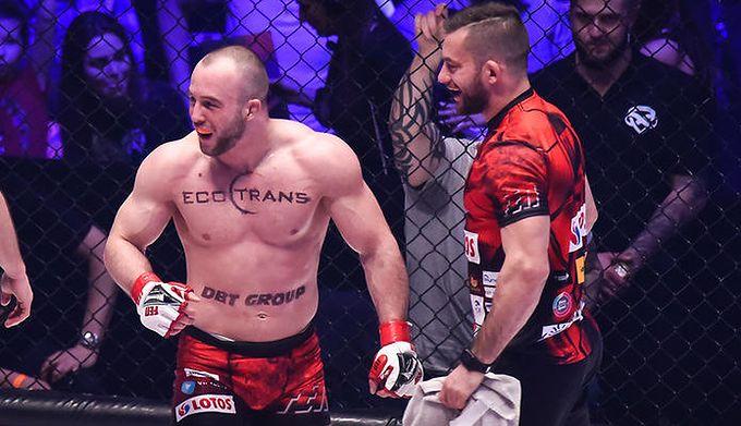 Mateusz Rębecki UFC