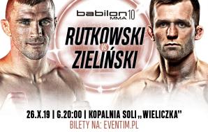 Babilon MMA 10 Wieliczka