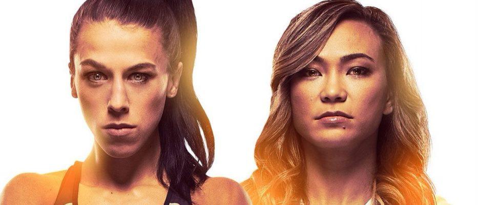 UFC: Jędrzejczyk vs. Waterson