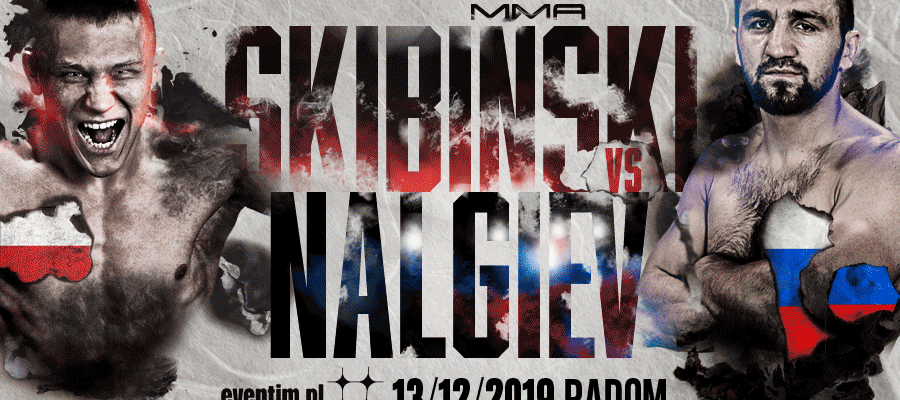 Skibiński Babilon MMA