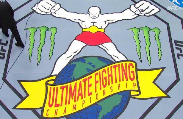 Z archiwum UFC