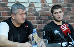 Abdulmanap Nurmagomedov UFC